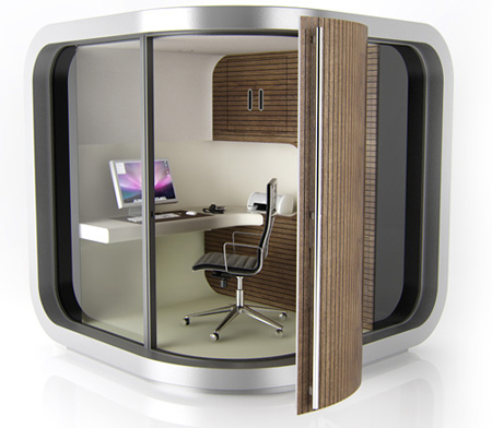OfficePOD : A Next Generation Workplace