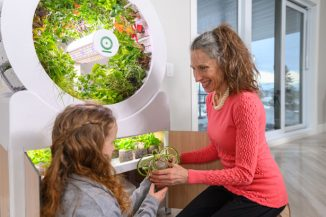 OGarden Smart Automates Your Home Gardening for Healthier Lifestyle