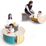 Oh Rocking Multi-Functional Furniture Project for Child Care Center