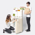 OLTU Fridge Keeps Your Fruits and Vegetables Fresh Longer
