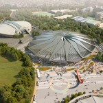Olympic Gymnastic Arena Renovation To Preserve Historical Landmark While Creating New Typology of Public Cultural Performance Facility