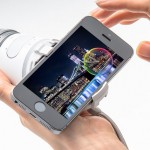 OLYMPUS AIR A01 Interchangeable Lens Camera Works with Your Smartphone