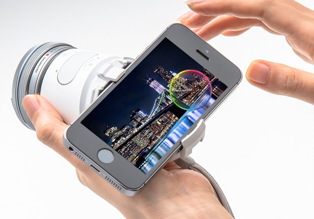 OLYMPUS AIR A01 Interchangeable Lens Camera