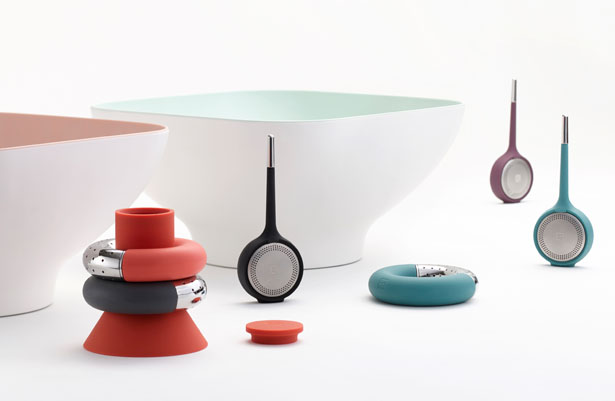 Ommo Kitchen Utensils by Andrea Ponti