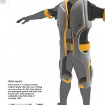 Omni-Guard Airbag Suit : A Protection Suit for High-Altitude Workers