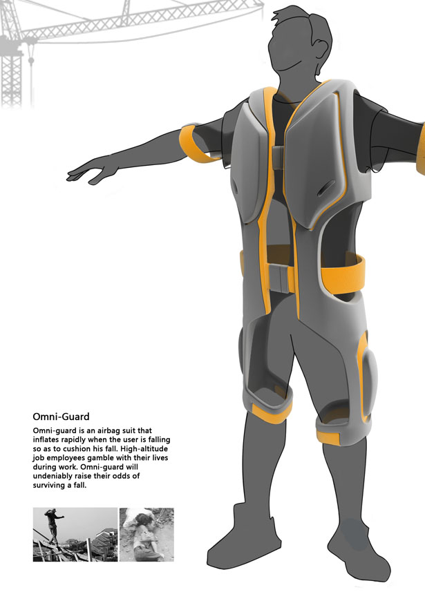 Omni-Guard Airbag Suit