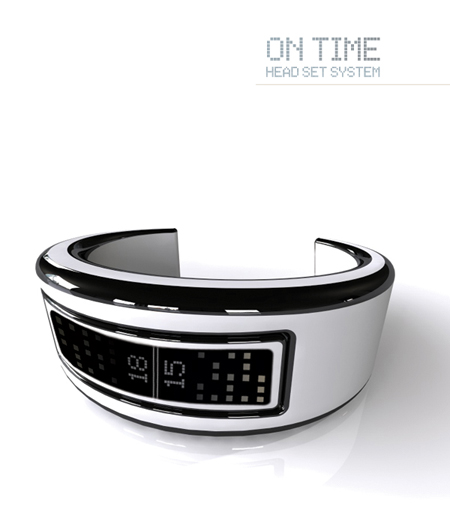 On Time Sound Headset System by Pedro Gomes