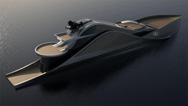 Onde 300 Yacht by Frederico Pacini