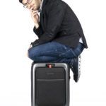 Jey & Em ONE: a Smart-Suitcase with Detachable Laptop Case