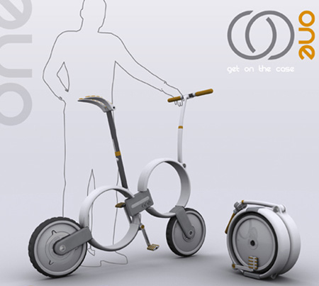 one urban bike concept