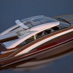 Onyx 41 Yacht Features Fully Touch Screen Controls and Joystick Steering