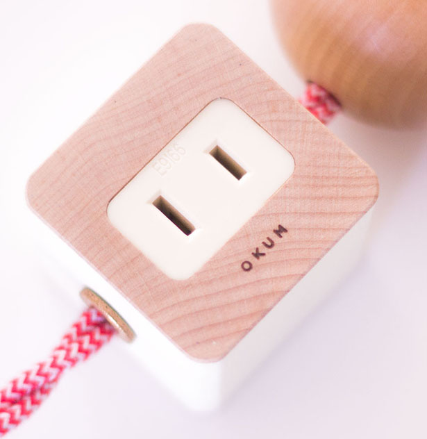 Oon Power Outlet by David Okum