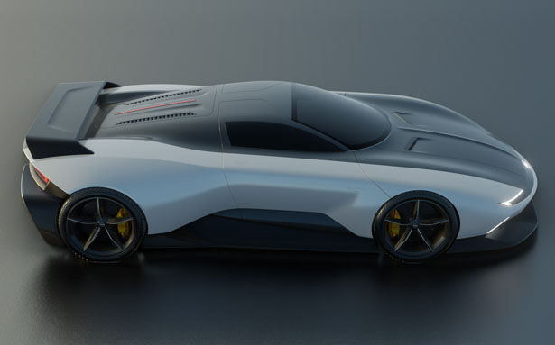 Opel Gran Turismo Concept Proposal by Juman Son