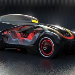 Opel Siderium Car Concept with Luxury and Futuristic Interior