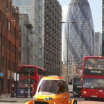 OPTI Driverless Taxi For London in 2025 by Paul Piliste