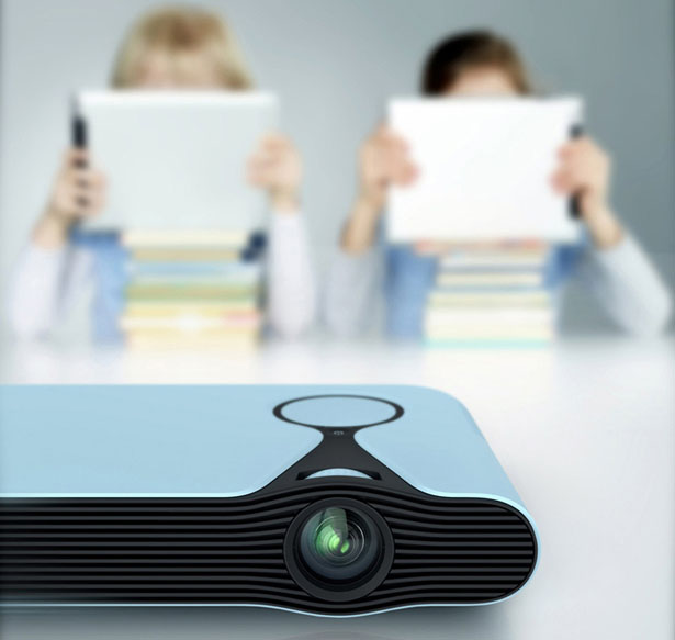 Optoma ML Concept Projector for School by Jules Parmetier