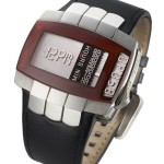 Opus 8 Mechanical-Digital Display Watch by Harry Winston