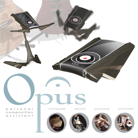 opus personal composition assistant