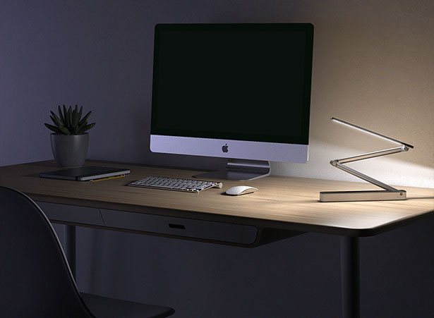 Ora Desk Lamp by Gaëtan Francq