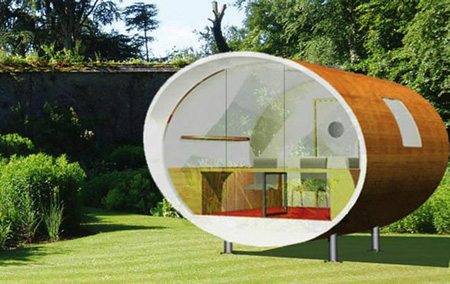Orb Furniture, A New Generation of Mobile Structures
