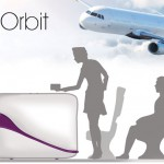 Orbit Aircraft Food Delivery System With Slimmer Body But Longer in Length