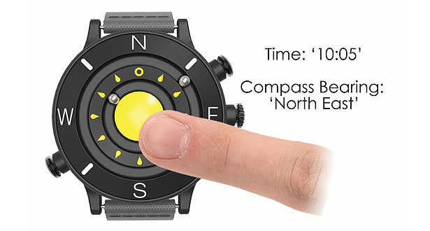 Orbit Concept Watch by Thomas Yates