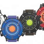 Orbit Concept Watch : A Universal Tactile Watch with Compass