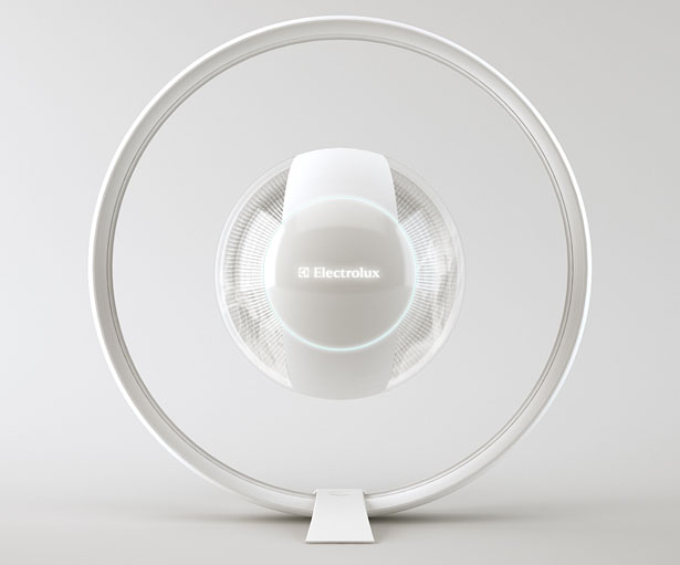Orbit Spherical Washing Machine by Elie Ahovi