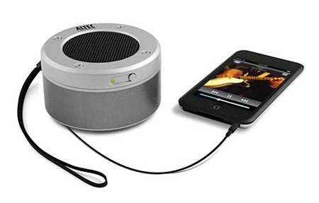 Altec Orbit Mp3 Portable Speaker System with Long Battery Life !