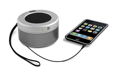 orbit speaker mp3 from altec lansing
