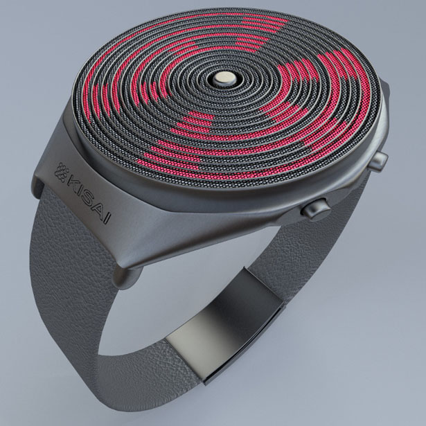 Orbit Watch by Gabriel for Tokyoflash