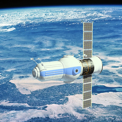 Orbital Technologies Commercial Space Station