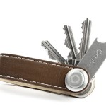 Orbitkey - Elegant Key Organizer Eliminates That Annoying Key Rattling Noise