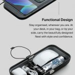 Orbitkey Nest – Desk Organizer with Built-In Wireless Charger