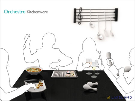 Musicians Will Love Orchestra Kitchenware