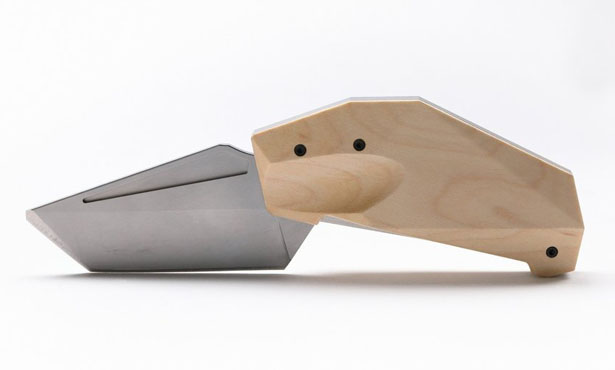 Origami Pocket Knife by Bre and Co.