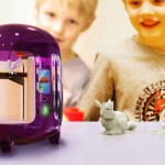 Origo 3D Printer Brings Kid's Drawings to Reality