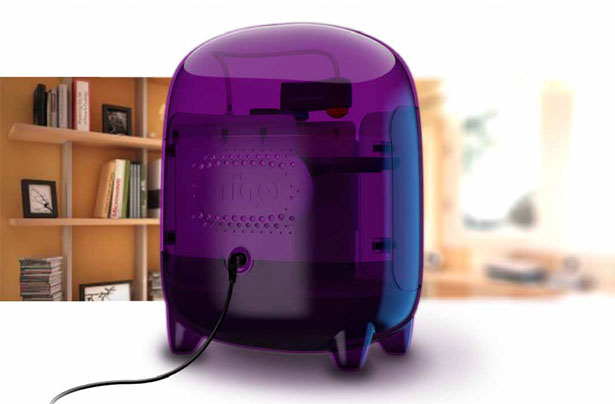Origo 3D Printer by Artur Tchoukanov and Joris Peels