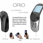 Orio Is Not Just An Ordinary MP3 Player
