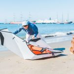 Oru Kayak Inlet - Ultralight, Portable Origami Kayak Weighs Just 20lbs