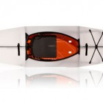 Oru Kayak : Origami Folding Kayak Folds Out Easily in Less Than 5 Minutes