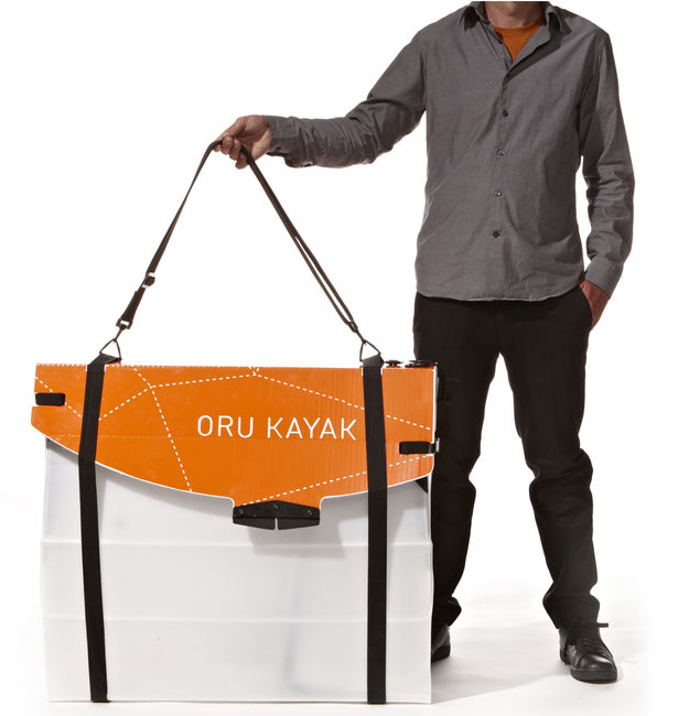 Oru Kayak - Origami Folding Kayak by Oru Kayak