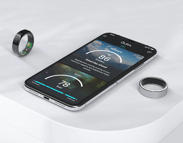 Oura Smart Ring Detects Early Symptoms of COVID-19