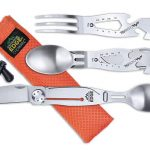 Outdoor Edge Chowpal All-in-One Utensil Set with Extra Features