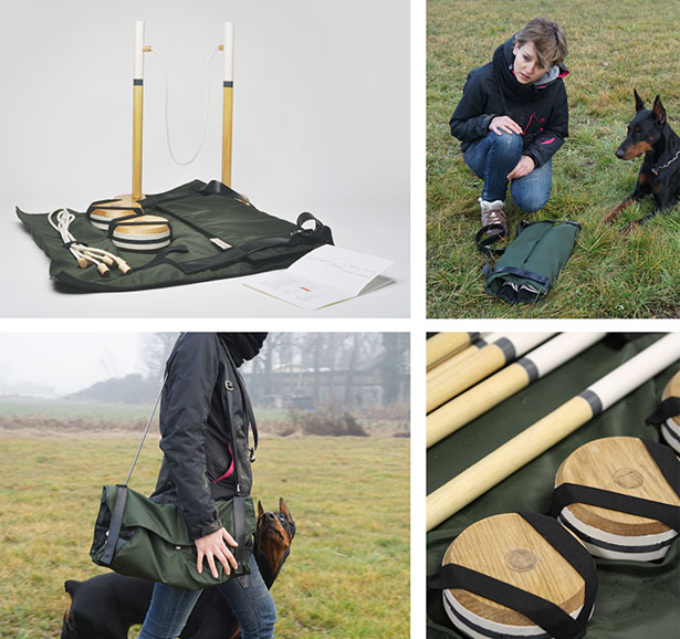 Outdox Dog Training Kit by Fagarazzi Matteo, Galligani Erika, Singh Abhimanyu, Tao Yinan, and Jan Dornig