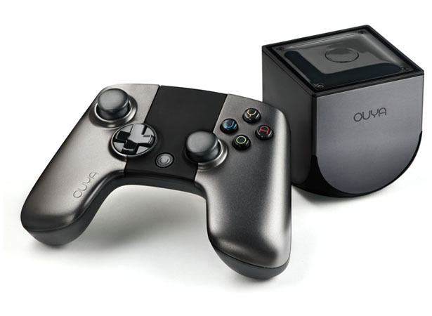 OUYA Game Console by OUYA and FuseProject