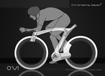 ovi organik motion bike