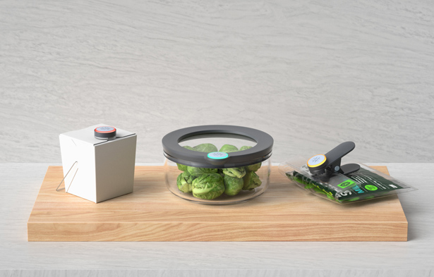 Ovie Smarterware - Smart Food Storage System