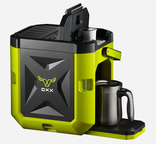 OXX Coffeebox Single Serve Coffee Maker Works Well in World s Harshest Environments - Tuvie