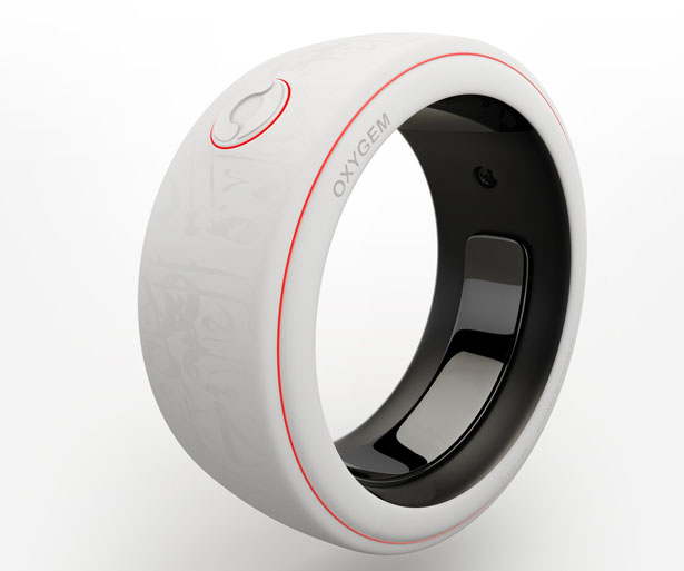 Oxygem - Smart Ring for People with Sickle Cell Disease (SCD) by Hussain Almossawi